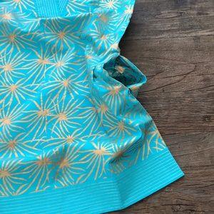 Gretchen Scott Designs Dresses - 🦋SALE🦋 Gretchen Scott Tunic Dress Teal/Gold NWT